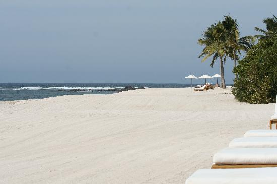 The St. Regis Punta Mita Resort: Sandy Beach gorgeous