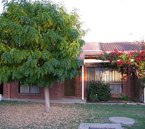 Mildura, Australien: one of the units