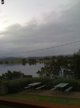 The River Moruya: Evening at The River.