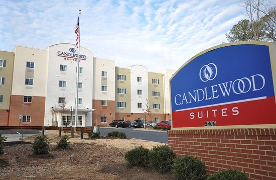 Candlewood Suites Richmond Airport: Candlewood Suites, Richmond Airport VA