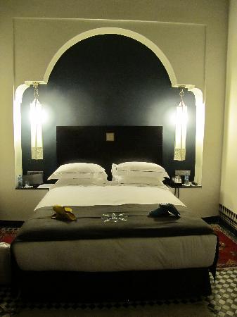 Palais Amani: cozy room