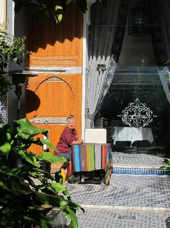 Palais Amani: so relaxing.