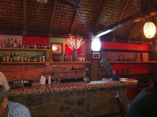 El Grill Restaurant: la barra