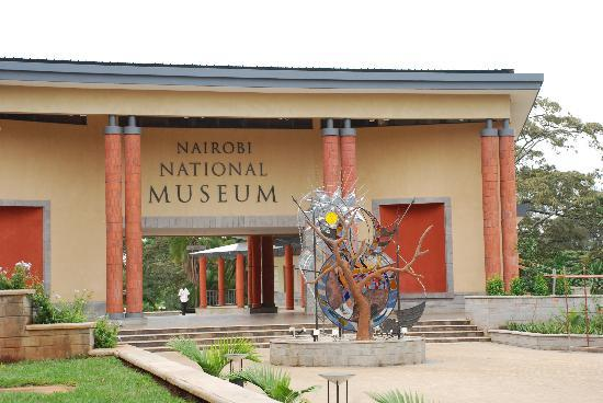 Nairobis nationalmuseum