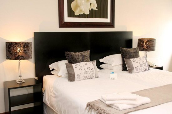 Cape Diamond Hotel : Standard Bedroom