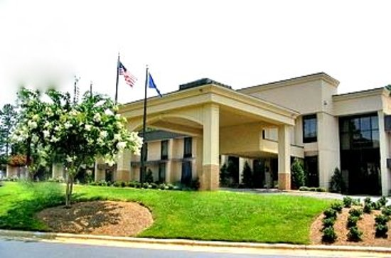 Best Western Plus Cary Inn - NC State: outside view