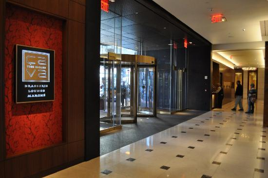 Lobby Picture Of Intercontinental New York Times Square New York