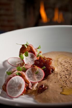 Jacksonville Inn Dining House: mushroom soup