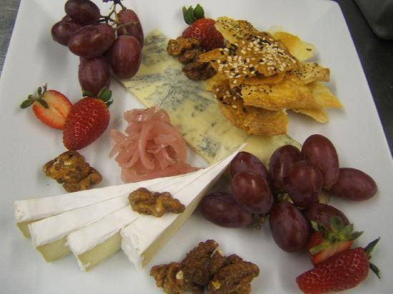 Jacksonville Inn Dining House: Cheeseplate