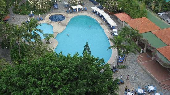Montien Hotel Pattaya: プール