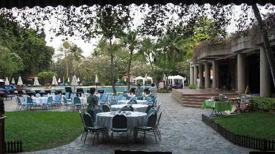 Montien Hotel Pattaya: レストラン