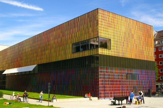 Photo of Tourist Attraction Museum Brandhorst at Kunstareal, Munich 80333, Germany
