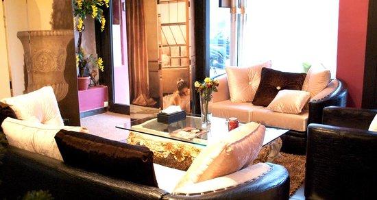 Hotel Reims: Salon