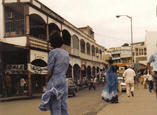 ฟิจิ: Suva Viti Levu Fiji