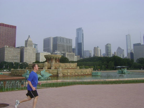 City Running Tours-Chicago: Chicago Running Tour