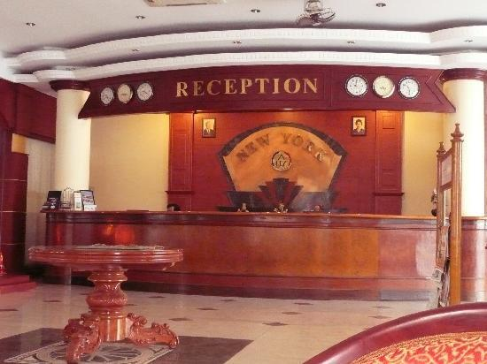 New York Hotel: most horrible hotel i ever stayed in my life