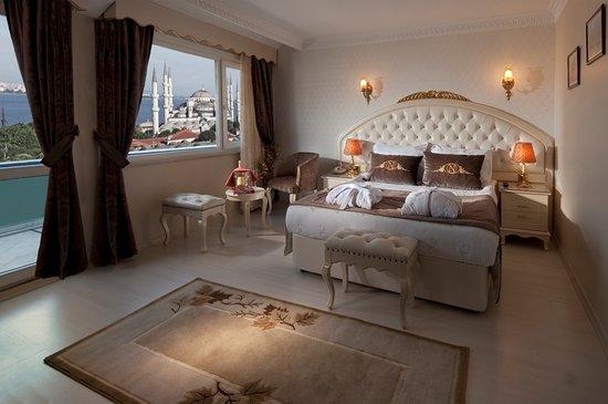 Nena Hotel: Deluxe Room