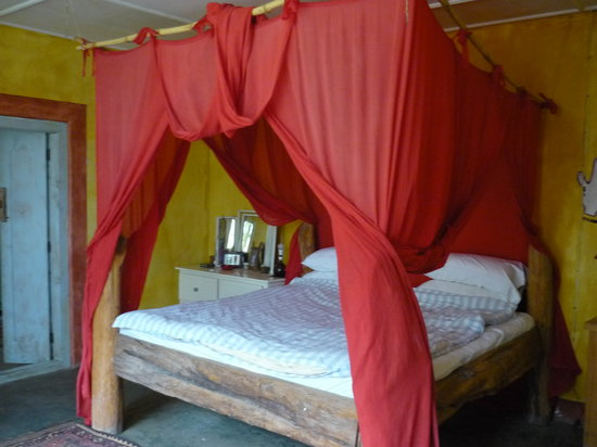 Sanctuary Farm: Schlafzimmer