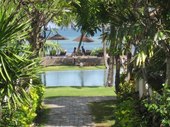 The Samaya Bali Seminyak: jardins top !