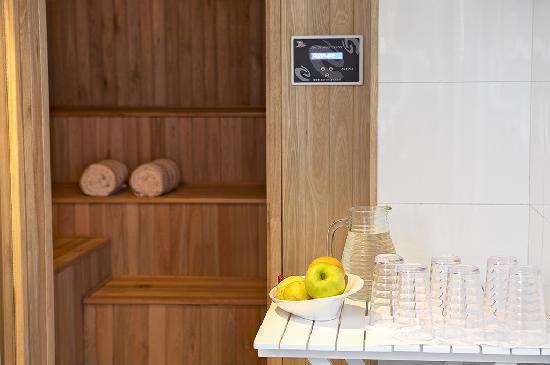 Fierro Hotel Buenos Aires: Our Sauna