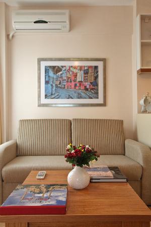 Three Apples Taksim Suites: İstanbul Suites