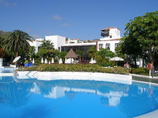 Hotel Jardín Tecina: Hauptpool