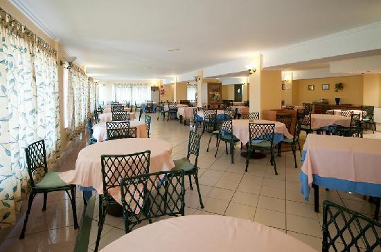 Hotel Pato Rojo: Restaurante