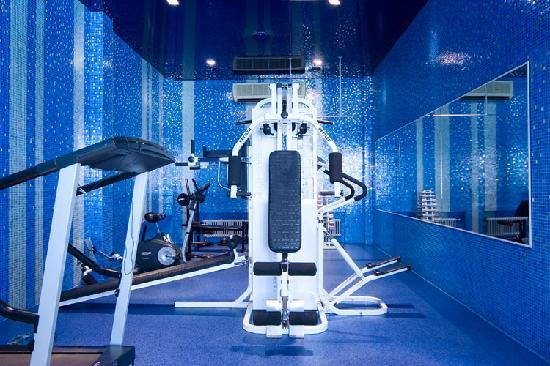 Royal Zenith Hotel II : gym