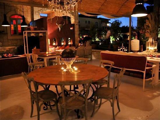 La Capria Suite Hotel: Restaurant
