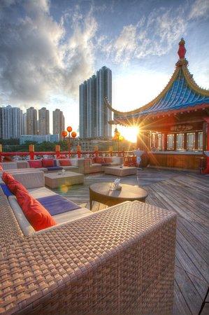 Top Deck - Jumbo Floating Restaurant