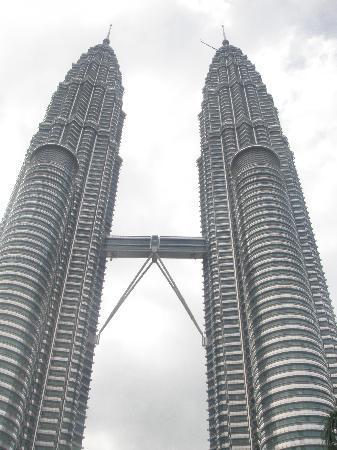 Kuala Lumpur, Malaysia: Petronas towers