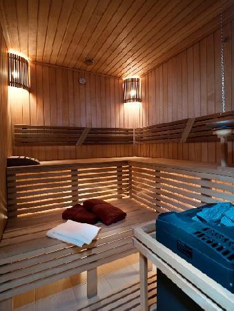 Continental: Sauna