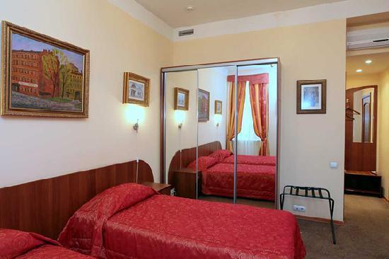 Kholstomer Mini Hotel: TWIN