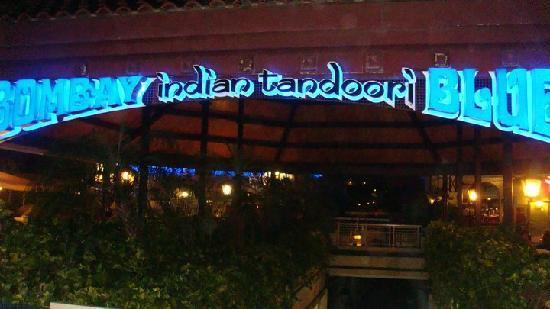 Bombay Blue restaurant