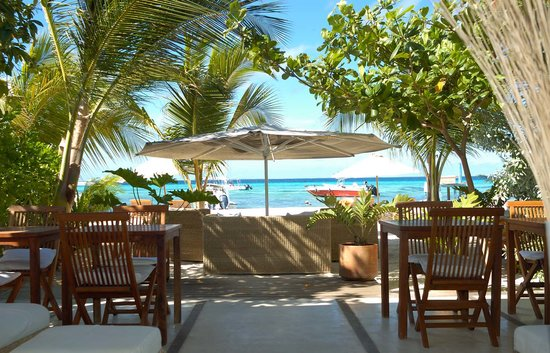Isla El Gran Roque, เวเนซุเอลา: Posada Caracol: Wiew