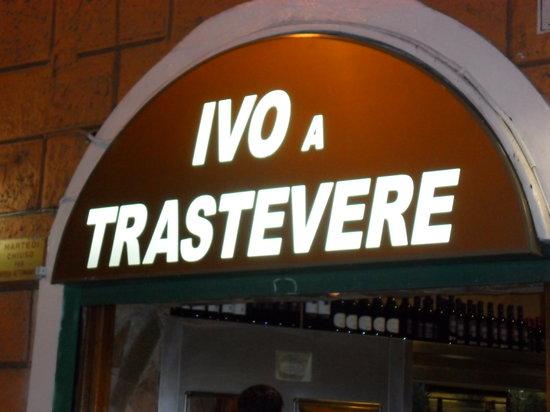 Pizzería Ivo