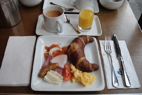 Sorell Hotel Seidenhof: ブッフェ式朝食_1