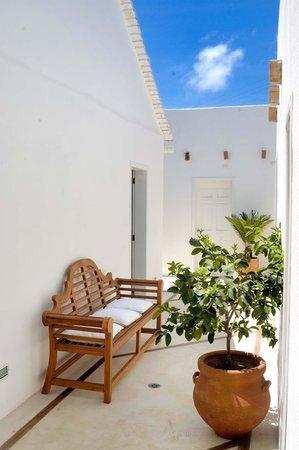 Villa Caracol: Pasillo