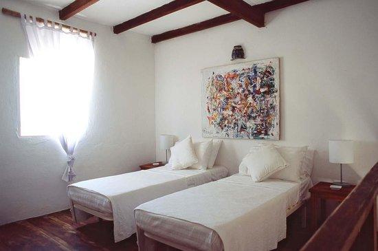Villa Caracol : Vila Caracol: Habitacion