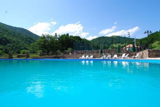 Arthurs Aghveran Resort: Outdoor pull