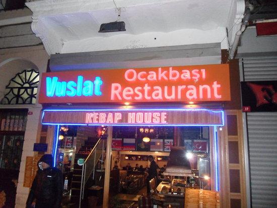 Vuslat Grill & Restaurant : enter and anjoy