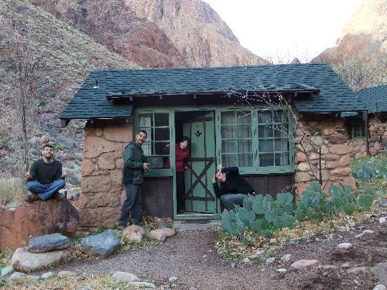 Phantom Ranch : us, and our cozy cabin #010.