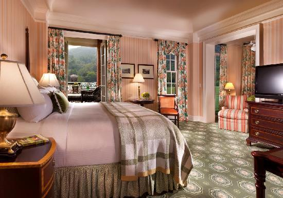 Hot Springs, VA: Guest Room
