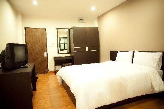 Khaosan Park Resort: Doubles Room