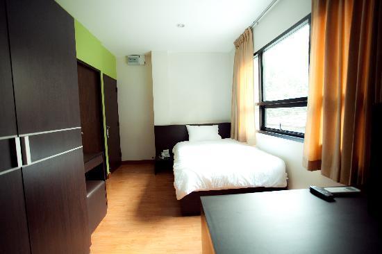 Khaosan Park Resort: Singles Room