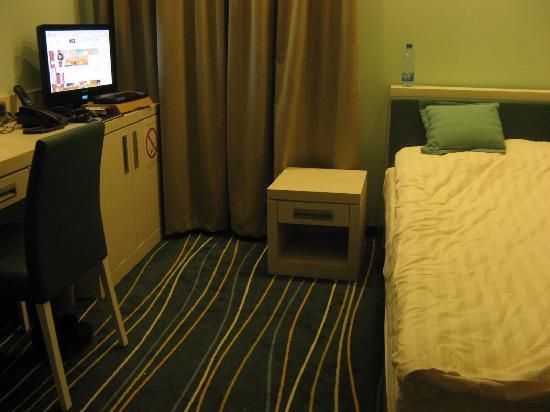 Hotel Prag: シングルルーム