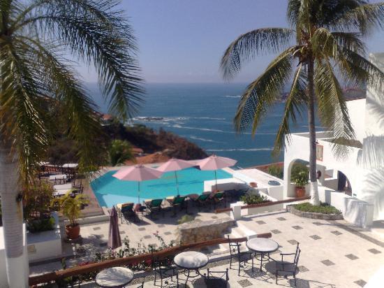 Casa del Mar: Vista del Hotel