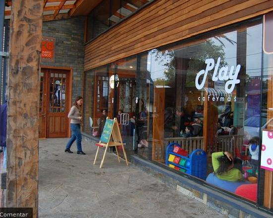 Play Cafe y Mas: Ubicación