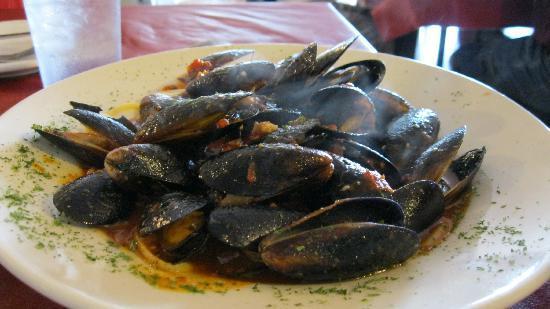 Nonna's Italian Bistro: Mussell Marinara