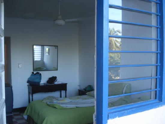 Hotel Panamerican: 部屋の中
